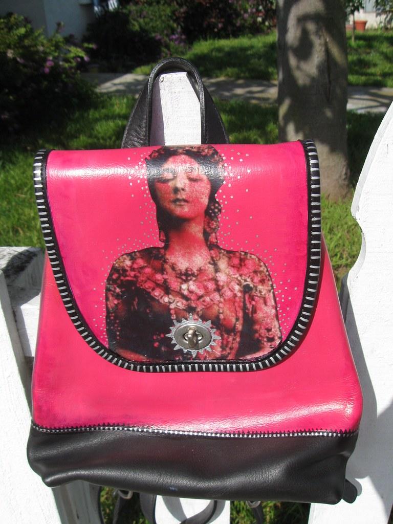 Ruth St. Denis backpack