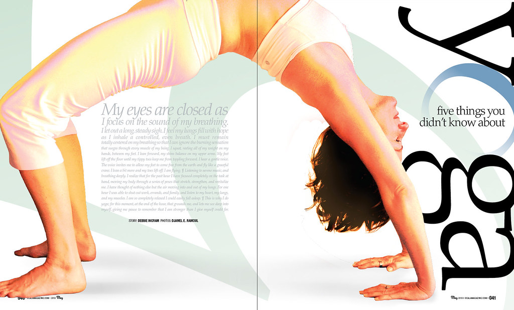 Spread Ocala Magazine 5 Things You Dont Know About Yoga