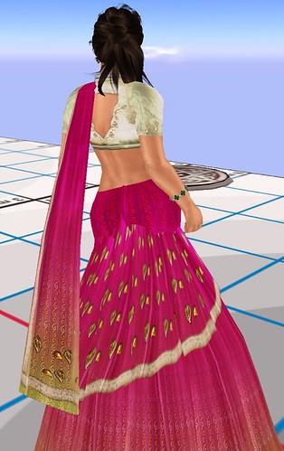 Mashooka group gift Arpita Saree May 7 2010 0004