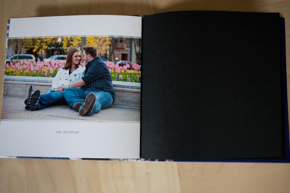 Guest Book Album