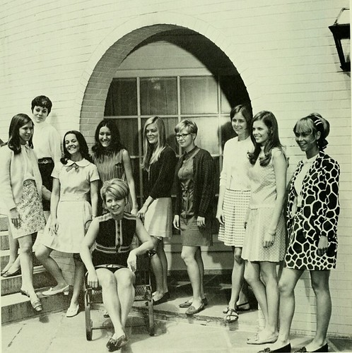 girls of the 70s