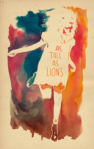 As tall as lions - ver.2
