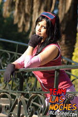 DSC_1081 (SagaDeGeminis) Tags: cosplay sakura naruto sesion rosedal tsunade narutoshippuden teamlasnoches