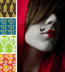 Le petit chaperon rouge (Prom'juice) Tags: rouge il kabuki loup une conte fois chaperon tait