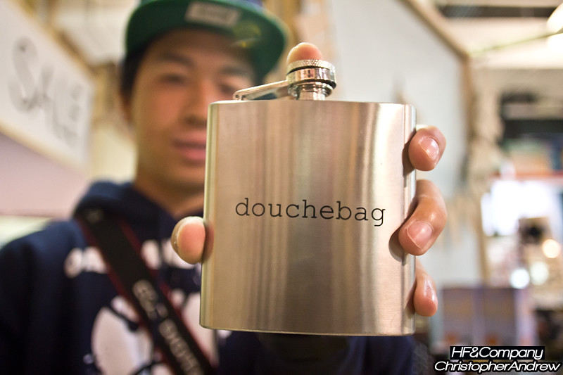 douchebagflask