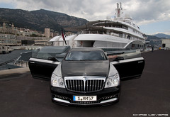 Xenatec Maybach 57S Coup (Chris Wevers) Tags: monaco radiant coup maybach 57s superyacht topmarques gtspirit chriswevers xenatec cruiserio