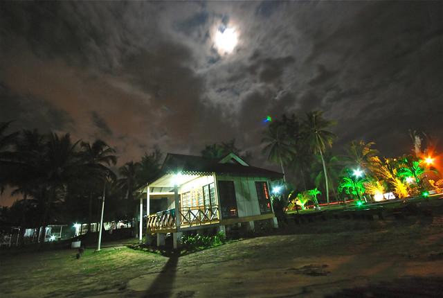 Malaysia - Kota Bahru - Pantai Cahaya Bulan - Perdana Resort