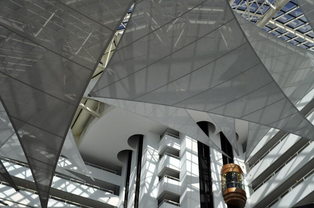 Ceiling sails