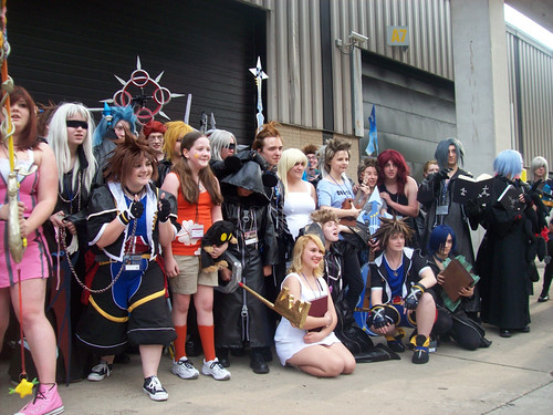 Kingdom Hearts Meet