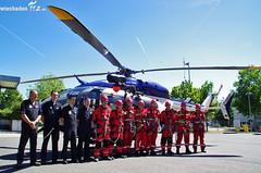 Übung Höhenrettung und Polizeihubschrauber 25.05.11