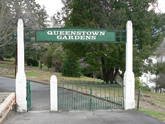 Queenstown Gardens, NZ