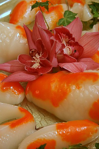 Nian gao or new year cake