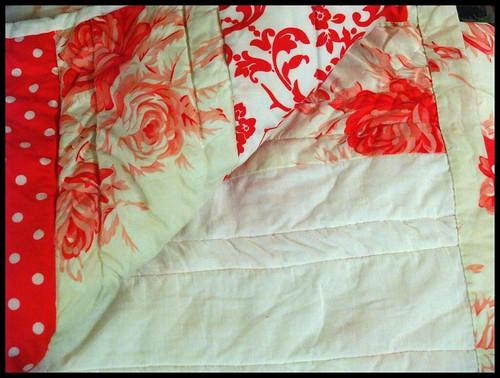 Ava Rose Quilt...#1
