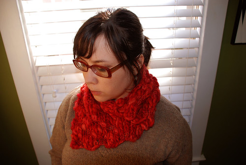 Red Scarflette