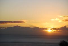 Amanecer con vistas al Teide