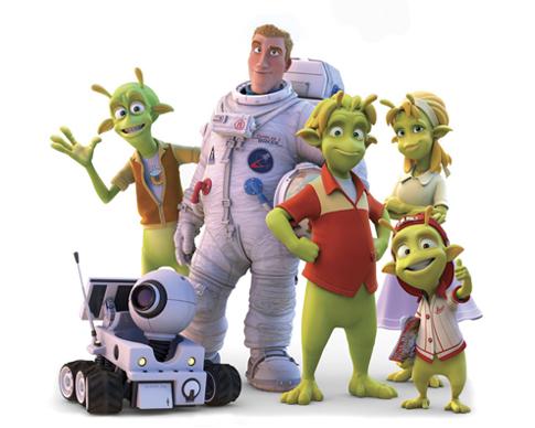 Planet 51 - Lo nuevo en animación 3202696648_d9352a92ed_o
