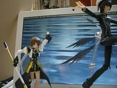 figma 八神はやて 騎士甲冑ver. vs. ルル山さん/figma Hayate Yagami Knight Armor ver. vs Lelouch
