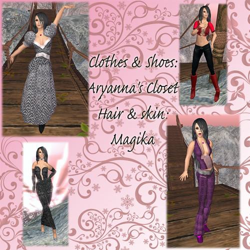 Aryannas Closet