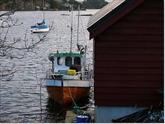"""""""No Name"""" now babtisted; """"Erika"""" (Michelsen Photography) Tags: sea nature norway lumix boat outdoor panasonic motive erika fishingboat fz50 zazzle sotra otw ©allrightsreserved diamondclassphotographer flickrdiamond roymichelsen httpwwwzazzlecomneslehcim motive4u2see"""