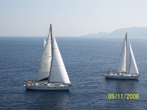 sea sailing greece yachting charters sailingingreece vernicos vernicosyachts bluecup2008