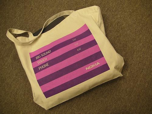 Nokia 5800 bag