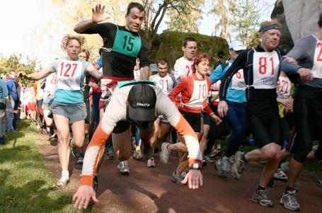BĚH PRO MANAŽERY: Také pády patří k běhu