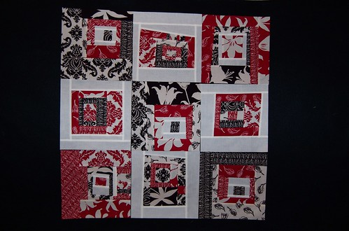 improv. blocks - red/black 2