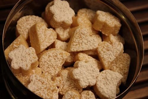 Mini Sugar Cookies