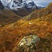 View of the Three Sisters, Glen Coe, Scotland - Click thumbnail for image options