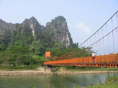 Dit was dus niet de goede brug