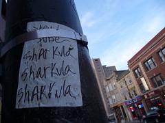 (theres no way home) Tags: streetart chicago sharkula belmontandclark