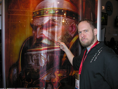 Mythic Entertainment's Brian Wheeler