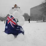 Aussie Snowman thumbnail