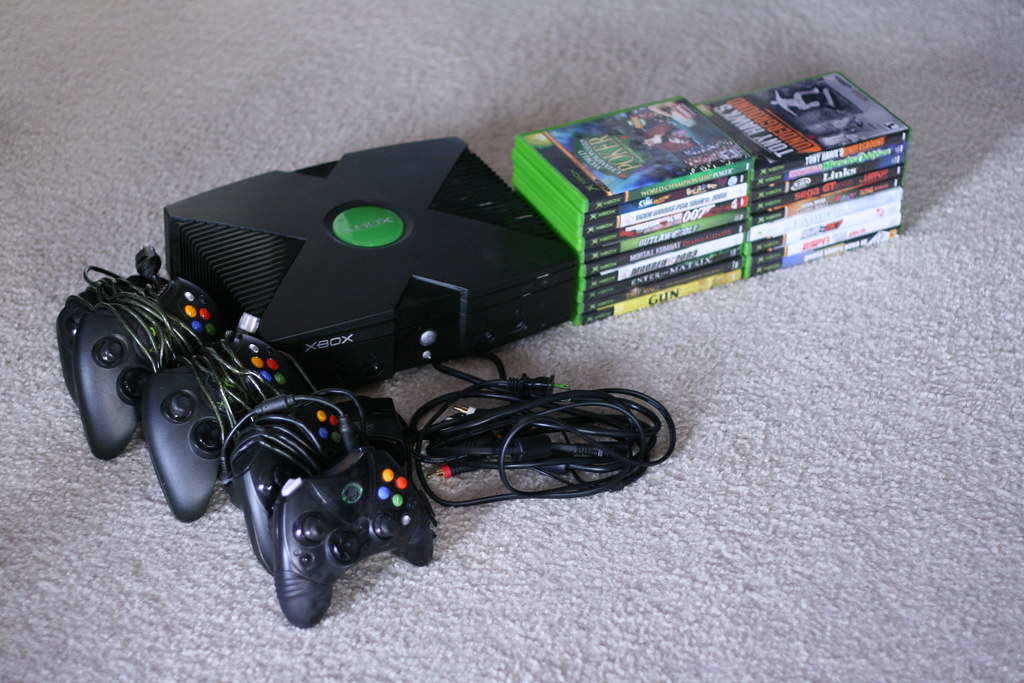 Xbox Original Compatible Games