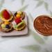 Dollhouse Miniature - Mini Desserts Tarts