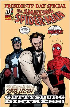 Gettysburg Distress cover at Marvel.com