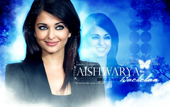 Aishwarya Rai Bachchan ... !! (Bally AlGharabally) Tags: world wallpaper india beauty smile angel perfect artist photographer designer kuwait charming miss rai aishwarya kuwaiti bachchan bally gharabally algharabally