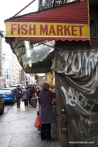 Chinatown/Little Italy