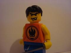 Trouser Chain (Skinny Boy) Tags: lego brickarms