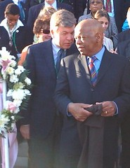 Roy Blunt and John Lewis participate in wreath-laying ceremony (Roy Blunt) Tags: roy blunt