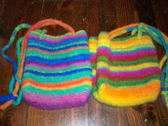 Booga Bags - Felted