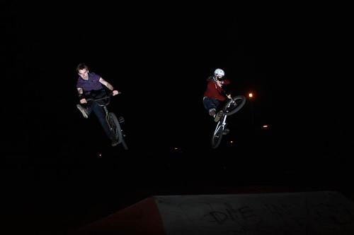 Perth Skate Park - Box Jump Perth