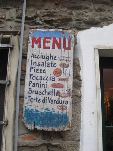 Acciughe = Anchovies