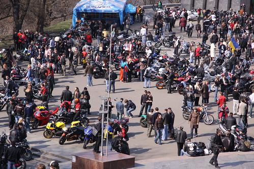 Bikers Gathering