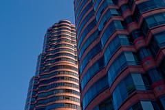 Residencial (chαblet) Tags: building méxico arquitectura edificios polanco α100 chablet torresgemelaspolanco residencialrubendarío