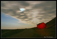 "Nightshot from ""Holmsland Klit"" Denmark (Emil Thorsteinsson) Tags:"