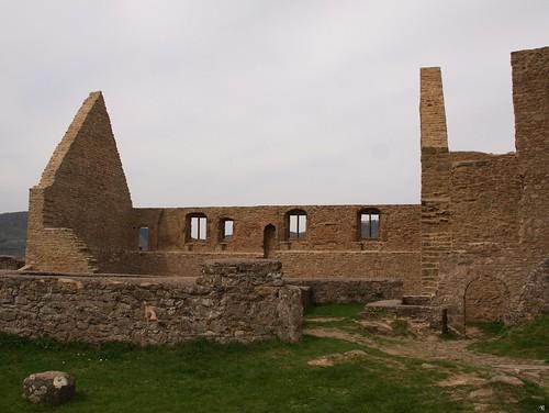 Grundmauern eines Hauses