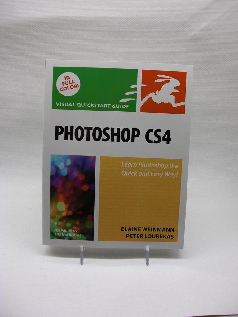 Photoshop Cs4 for Windows and Macintosh : Visual Quickstart Guide