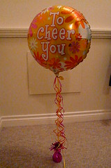 Cheery Balloon