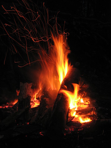 Amber Fireworks